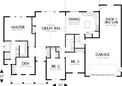 1873 - Floor Plan