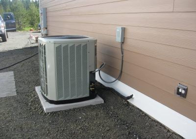 Heat Pump with AC