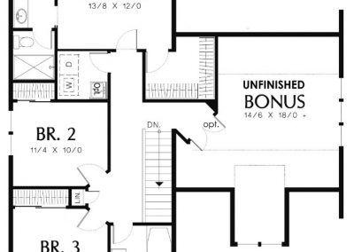 2304 - Plan - Upper