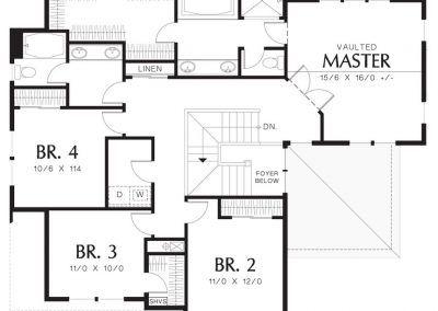 2453 - Plan - Upper