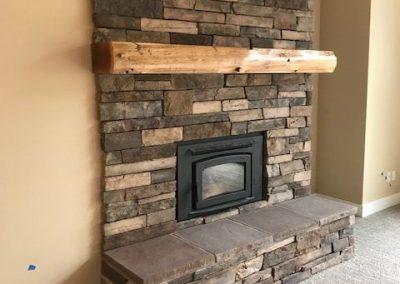 Custom-fireplace