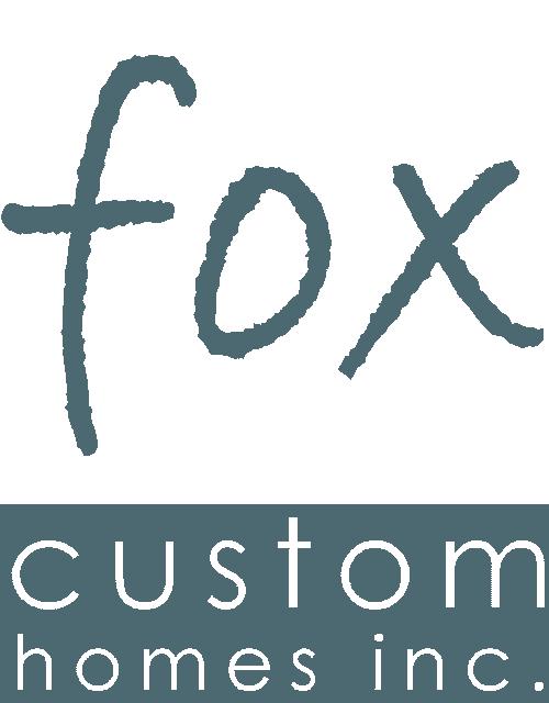 Fox Custom Homes Logo