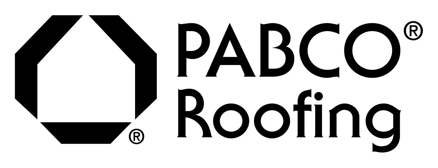 PABCO Roofing Logo Stacked Black RGB